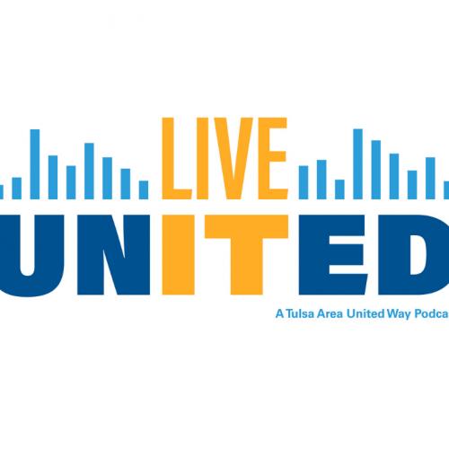 Live United podcast logo